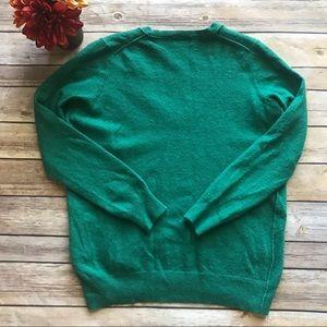 Madewell Sweaters - Madewell WALLACE Ex-Boyfriend Sweater Size Small